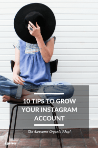 Instagram Tips Grow Account