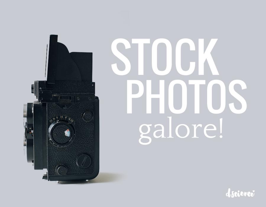 stock photos galore