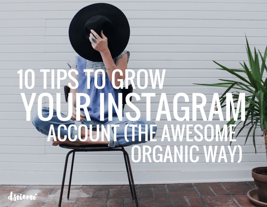 10 tips to grow your instagram