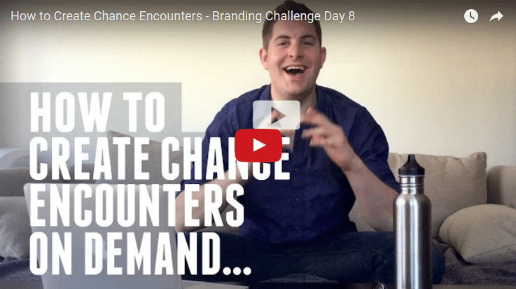 Create Chance Encounters on Demand