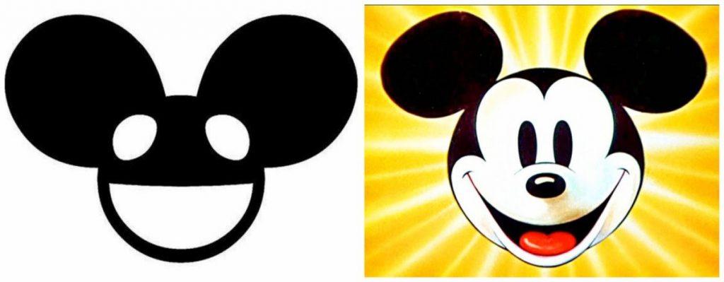 Disney vs Deadmou5e
