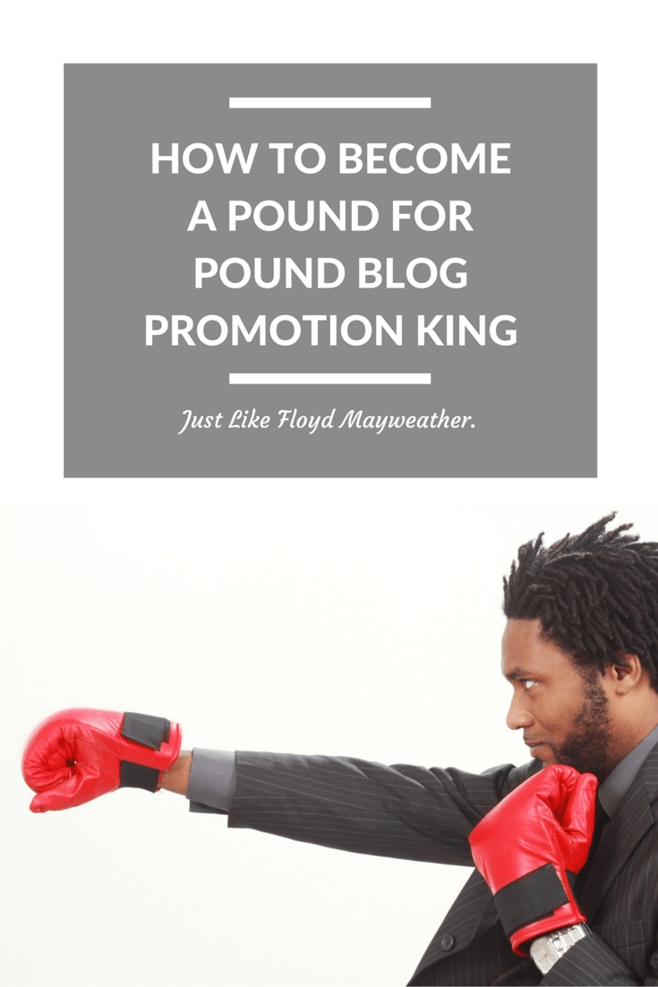 How To do blog promotion