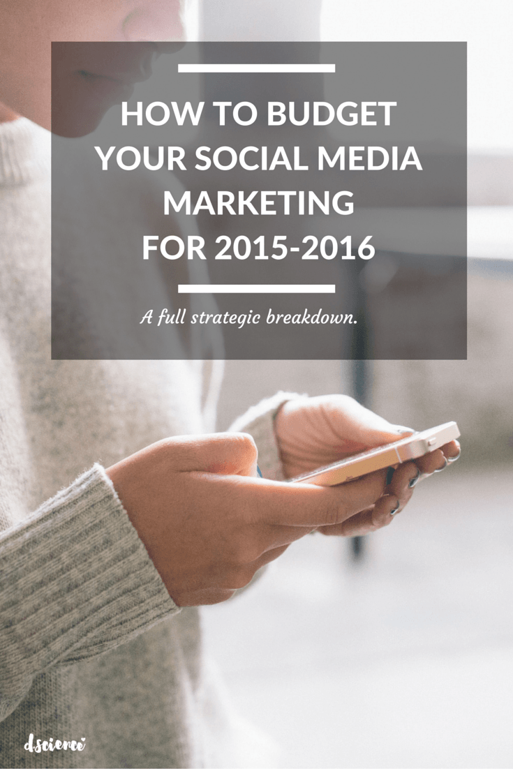 Budget Your Social Media Marketing