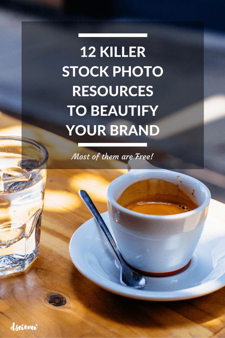 12 stock photo resources