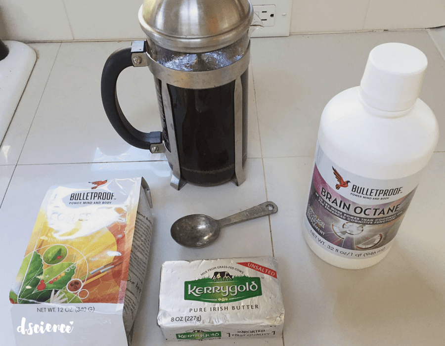 BULLETPROOF COFFEE PRODUCTS REVIEW