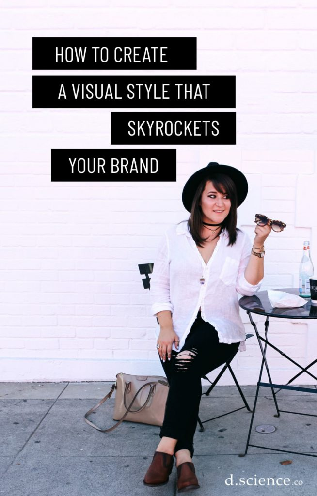 How to Create a Visual Style that Skyrockets Your Personal Brand