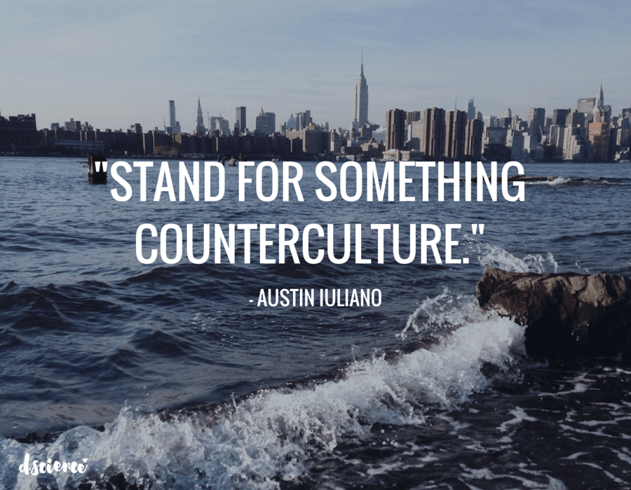 stand for something counterculture