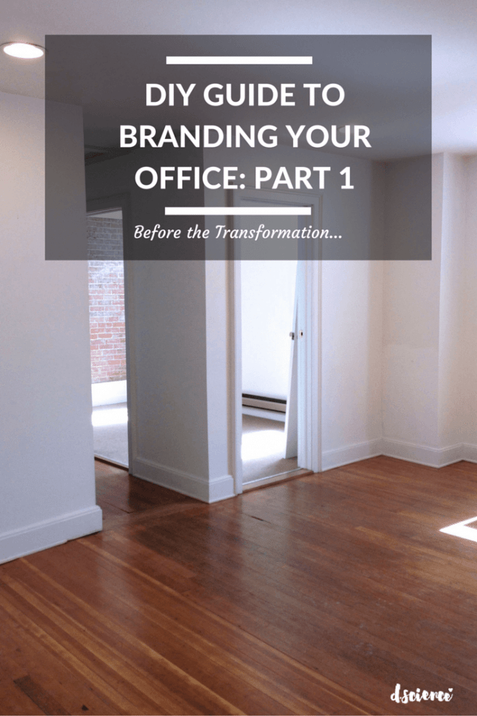 diy guide to branding your office part 1