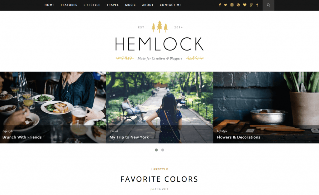 26 Modern WordPress Themes that Make Your Website look Badass