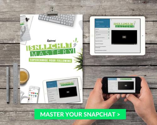 snapchat mastery by austin iuliano