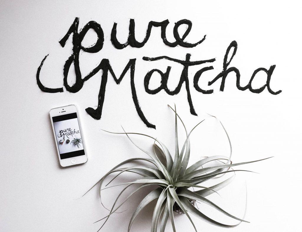 pure matcha giveaway