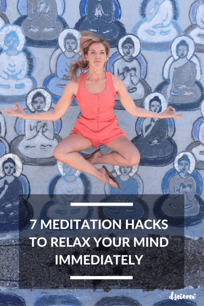 7 Meditation Hacks to Relax Your Mind Immediately