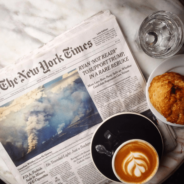 23 Coveted NYC Coffee Shops Perfect for Instagram Photos